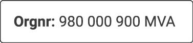 Organisasjonsnummer